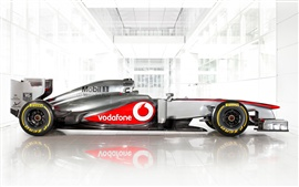McLaren MP4-28 voiture de Formule 1