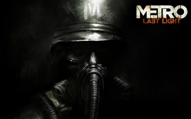 Preview wallpaper Metro: Last Light HD