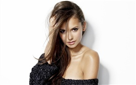 Preview wallpaper Nina Dobrev 12