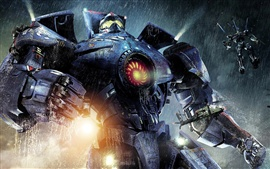 Preview wallpaper Pacific Rim, robot warrior