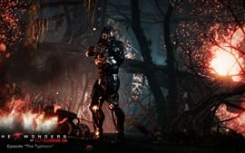 Preview wallpaper The 7 Wonders of Crysis 3, Episode The Typhoon HD