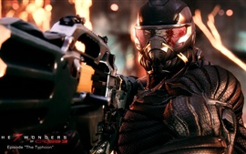 Preview wallpaper The 7 Wonders of Crysis 3, Episode The Typhoon