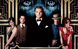 Preview wallpaper The Great Gatsby 2013 movie
