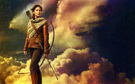 Preview wallpaper The Hunger Games: Catching Fire HD