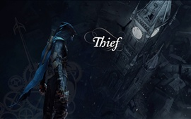 Preview wallpaper Thief 2014