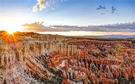 EUA, Estado de Utah, Bryce Canyon National Park