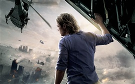 Preview wallpaper World War Z 2013