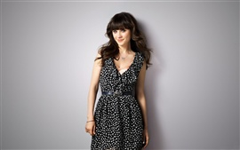 Preview wallpaper Zooey Deschanel 03