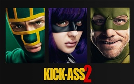 Preview wallpaper 2013 Kick-Ass 2
