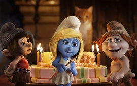 Preview wallpaper 2013 The Smurfs 2