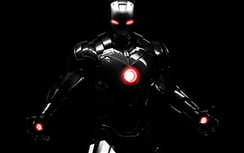 Preview wallpaper Dark Iron Man