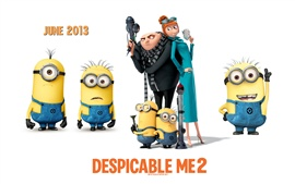 Preview wallpaper Despicable Me 2