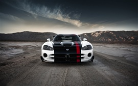 Preview wallpaper Dodge Viper SRT10 ACR