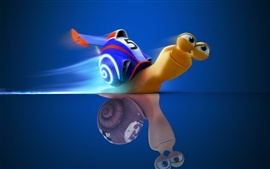 Preview wallpaper DreamWorks movie Turbo