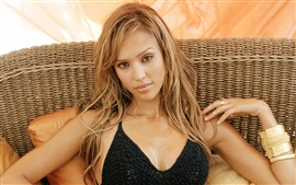 Preview wallpaper Jessica Alba 15