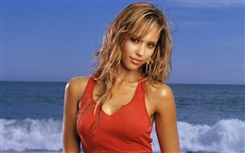 Preview wallpaper Jessica Alba 17