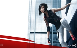 Preview wallpaper Mirror's Edge 2