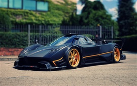 Preview wallpaper Pagani Zonda R EVO supercar