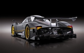 Preview wallpaper Pagani Zonda-R sports car