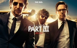 Preview wallpaper The Hangover Part III
