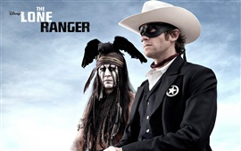 Preview wallpaper The Lone Ranger