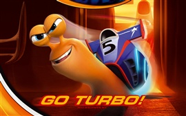 Preview wallpaper Turbo 2013 movie
