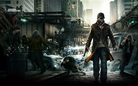 Preview wallpaper Watch Dogs HD