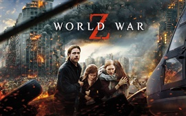 Preview wallpaper World War Z HD