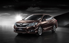 Preview wallpaper 2013 Honda Crider China version car
