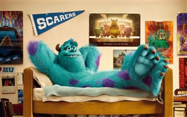 Preview wallpaper 2013 Monsters University