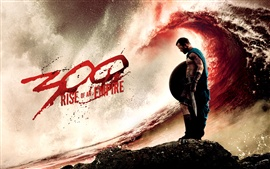 Preview wallpaper 300: Rise of an Empire HD