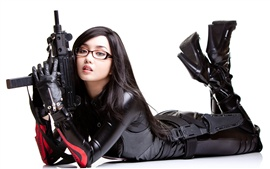 Aperçu fond d'écran Cosplay fille, Alodia Gosiengfiao 01
