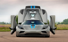 Preview wallpaper Koenigsegg Agera supercar