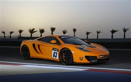 Preview wallpaper McLaren 12C GT Sprint 2013