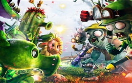Preview wallpaper Plants vs Zombies 2