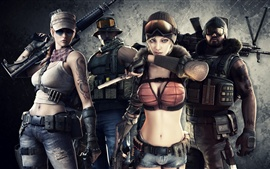 Preview wallpaper Point Blank HD