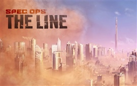 Preview wallpaper Spec Ops: The Line HD