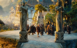 Preview wallpaper The Hobbit: An Unexpected Journey 2