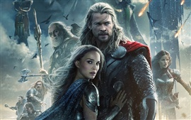Preview wallpaper 2013 Thor: The Dark World