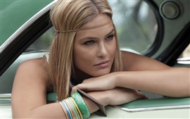 Preview wallpaper Bar Refaeli 02