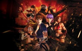 Preview wallpaper Dead or Alive 5, DOA 5, PC game