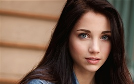 Preview wallpaper Emily Rudd 01