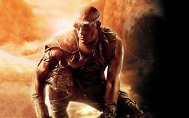Preview wallpaper Vin Diesel, Riddick, 2013 movie