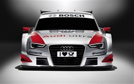 Preview wallpaper Audi DTM supercar 2012