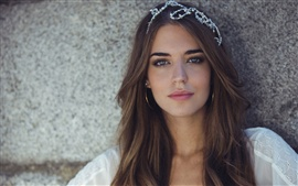 Preview wallpaper Clara Alonso 02