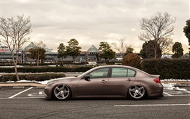 Preview wallpaper Infiniti G35 car