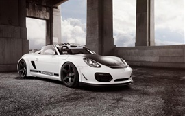 Preview wallpaper Porsche 911 Spyder supercar