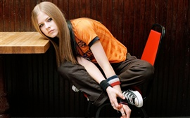 Preview wallpaper Avril Lavigne 46