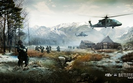 Preview wallpaper Battlefield 4 play free