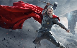 Chris Hemsworth in Thor: The Dark World 2013